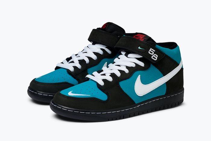 Nike Sb Dunk Mid Pro Griffey Pair