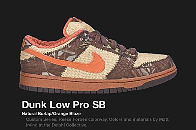 Nike Dunk Sb Delphi Collection 2004 2