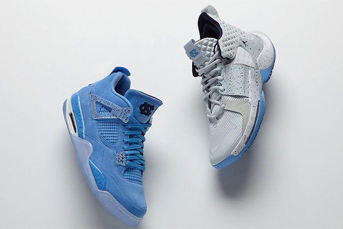 Air Jordan 4 Why Not Ncaa Pe Pair Side Shot4