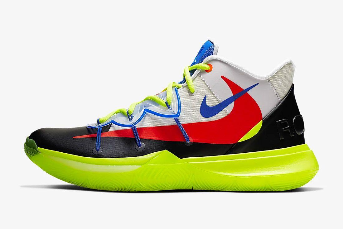 Nike Kyrie 5 Rokit Pe Side