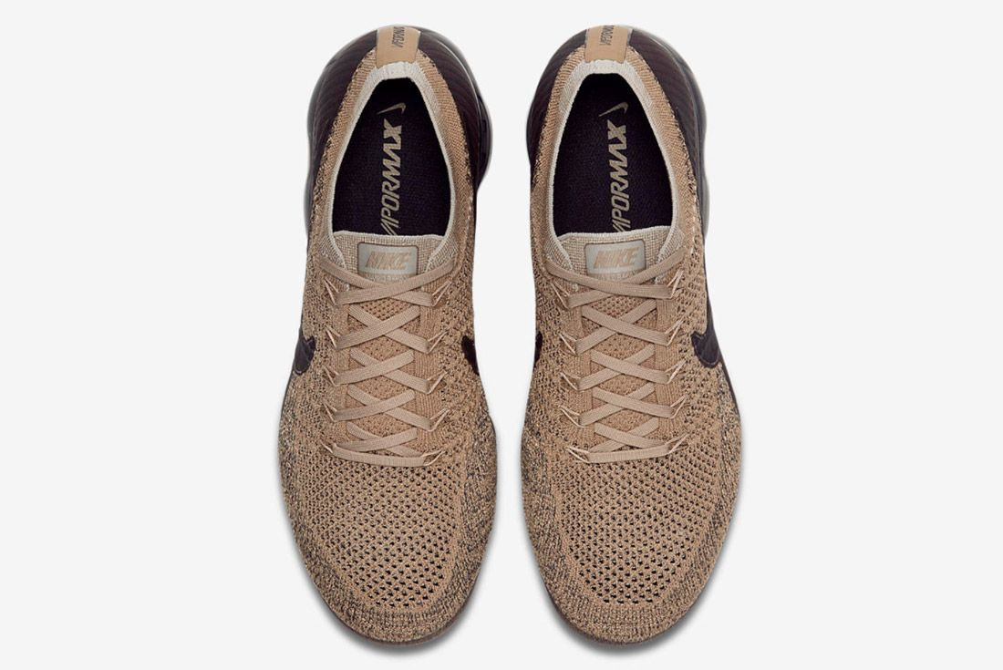 Nike Air Vapormax Khaki Antracite 4