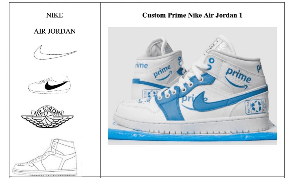 nike amazon custom