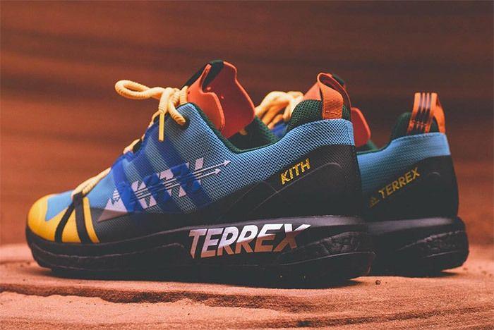 Kith Adidas Terrex Agrivac 1