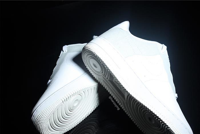 A Cold Wall Af1 White