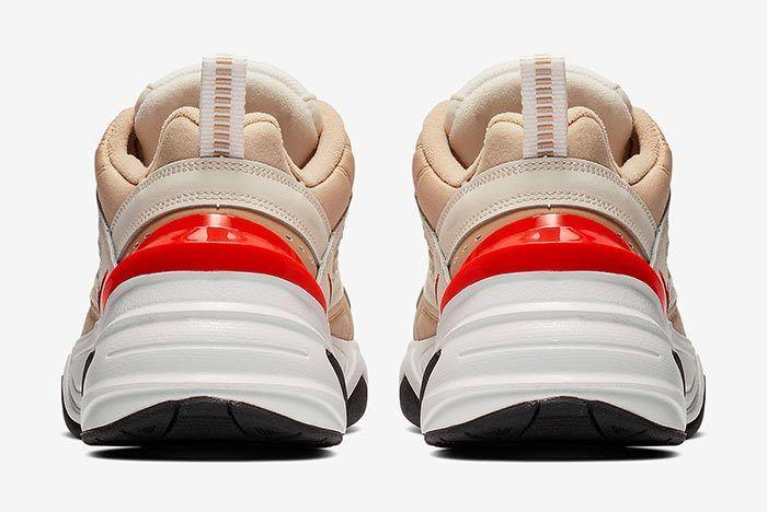 Nike M2 K Tekno Sailhabanero Red 5