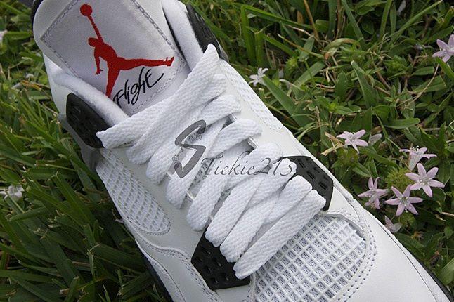 Air Jordan Cement 4 3 1