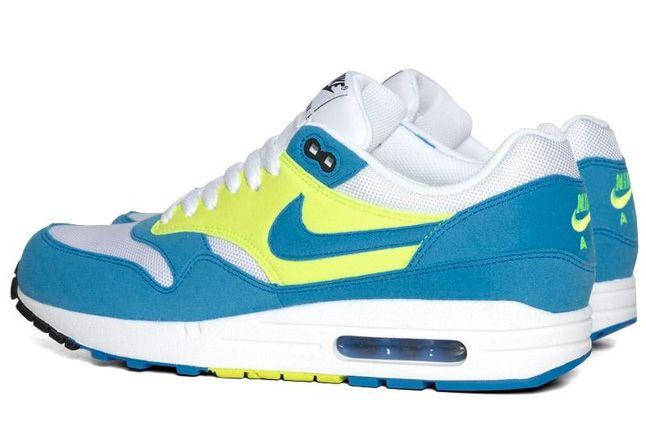 Air Max 1 Blue Glow Volt 7 1