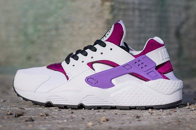 Nike Air Huarache Bright Magenta Purple 9
