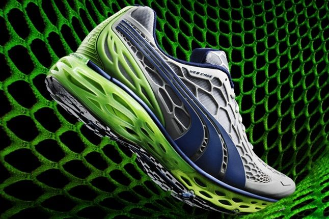 Puma Running Bioweb Elite Green 1