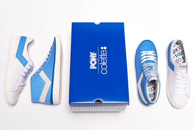 Colette X Pony Topstar Collection 1