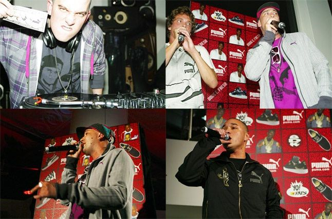 Yomtv Raps Party Sydney 1