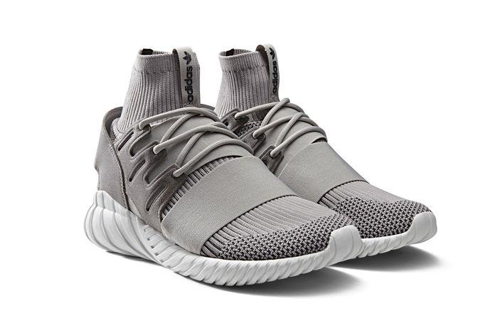 Adidas Tubular Doom Pk Navy And Grey3