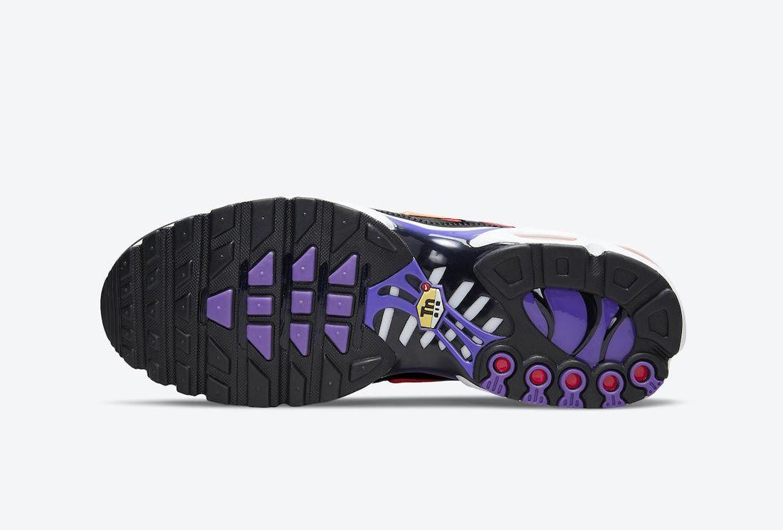 Nike Air Max Plus 'Bright Crimson'