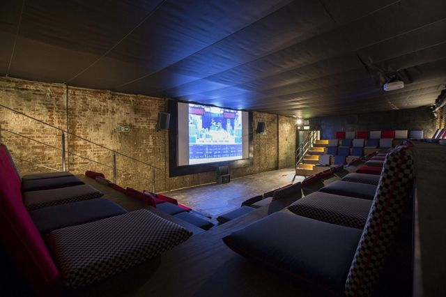 Look Inside The House Of Vans London 6