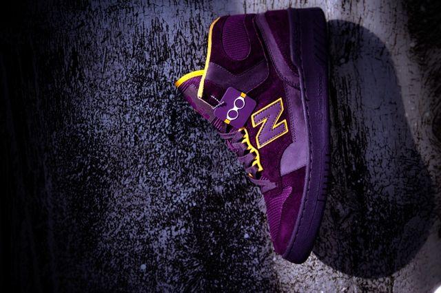 Packer Shoes New Balance 740 Purple Reign Bump 4