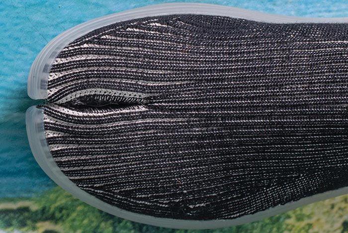 Yeezy Designer Ilysm Tabi Sneaker Black Toe