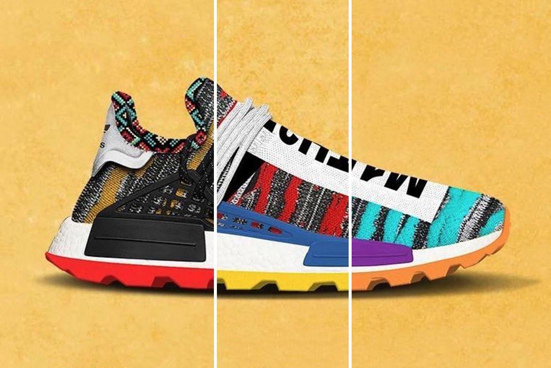 Adidas Hu Pharrell Nmd Feature