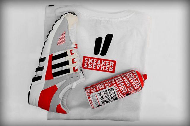 Sneaker Freaker Overkill Eqt Tee Available Tomorrow 8