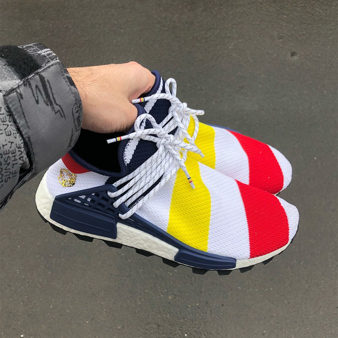 Pharrell X Bbc X Adidas Hu Nmd Sample Sneaker Freaker 12