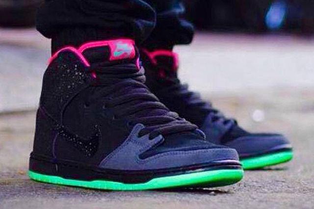 Nike Sb Dunk Yeezy 3