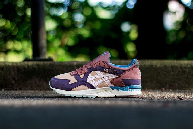 Offspring X Asics Gel Lyte V 3