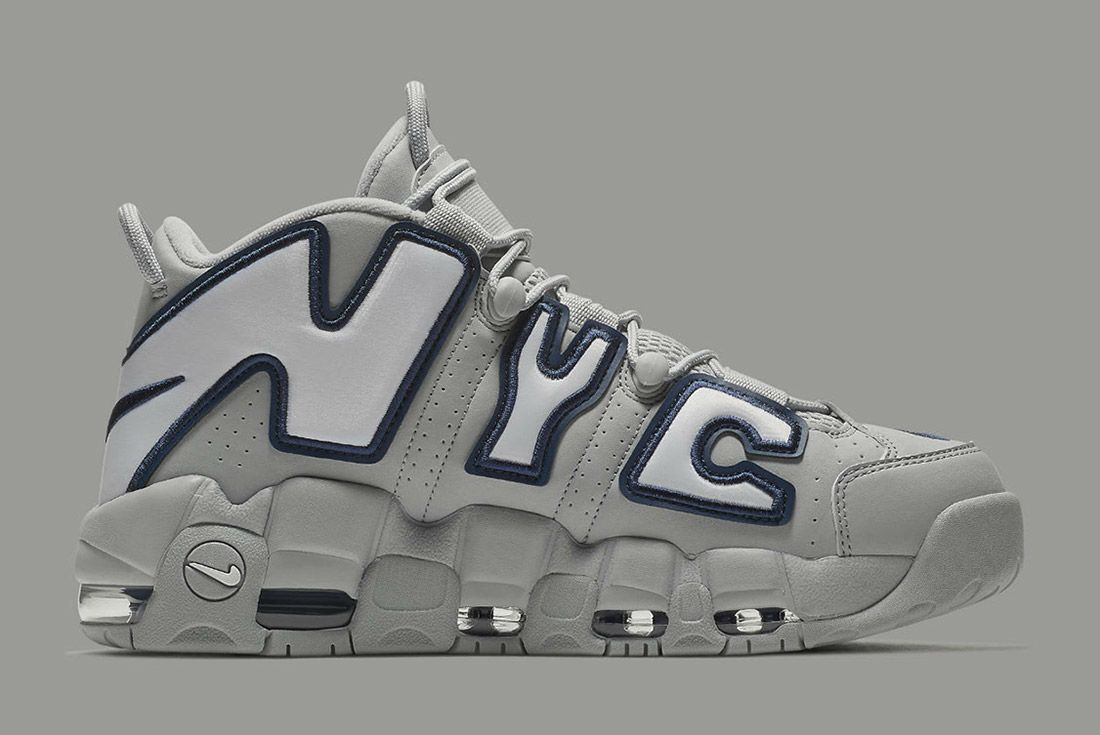 Nike Air More Uptempo Nyc Release Details Sneaker Freaker 1