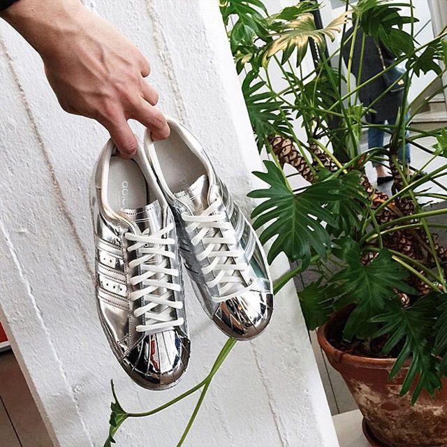 Adidas Superstar Liquid Metal Silver1