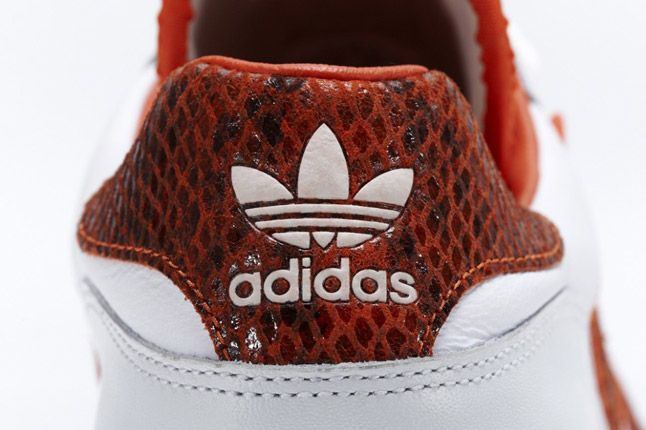 Adidas Rivalry Lo Limited Edition Red Heel 1