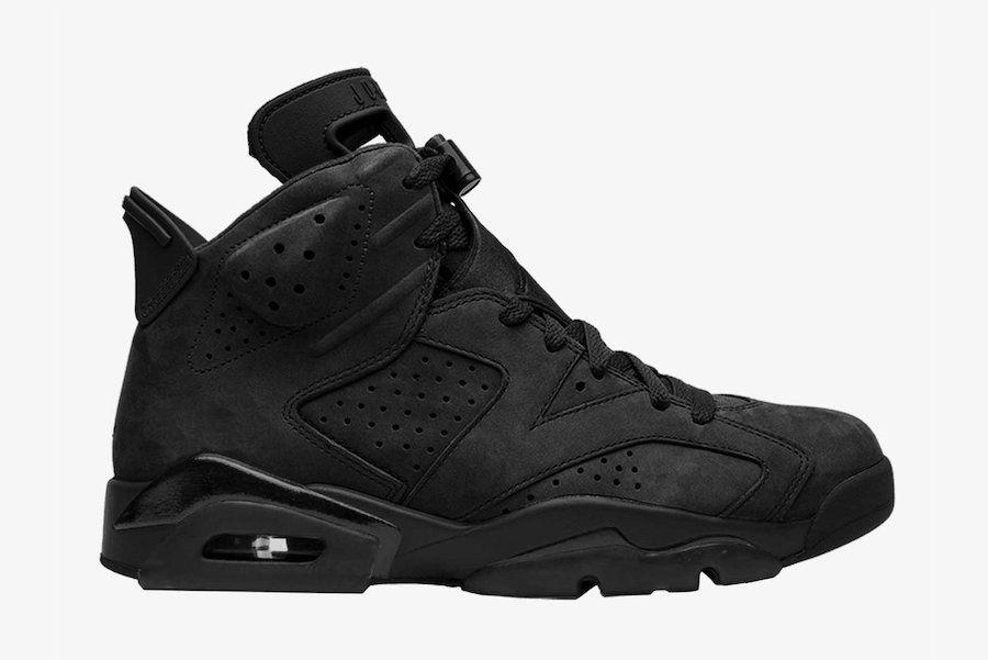 Air Jordan 6 'Triple Black'
