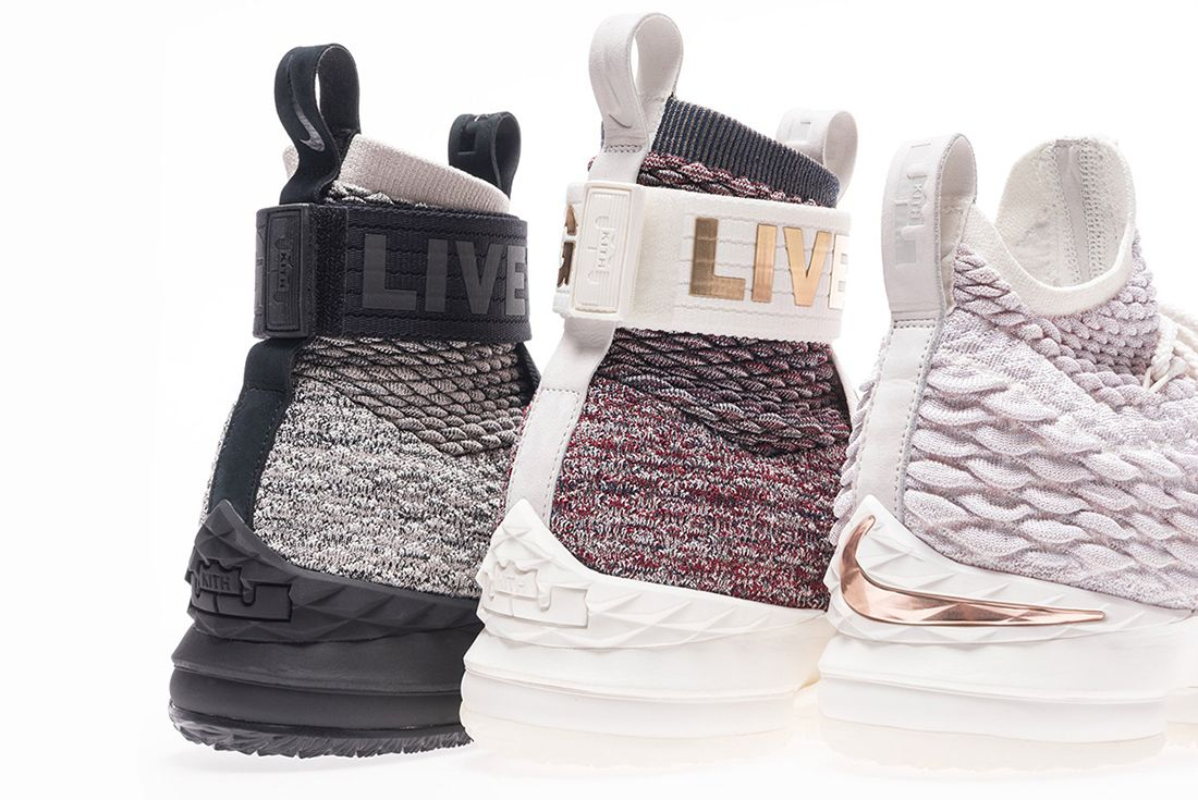 Kith X Lebron James Sneaker Freaker 5