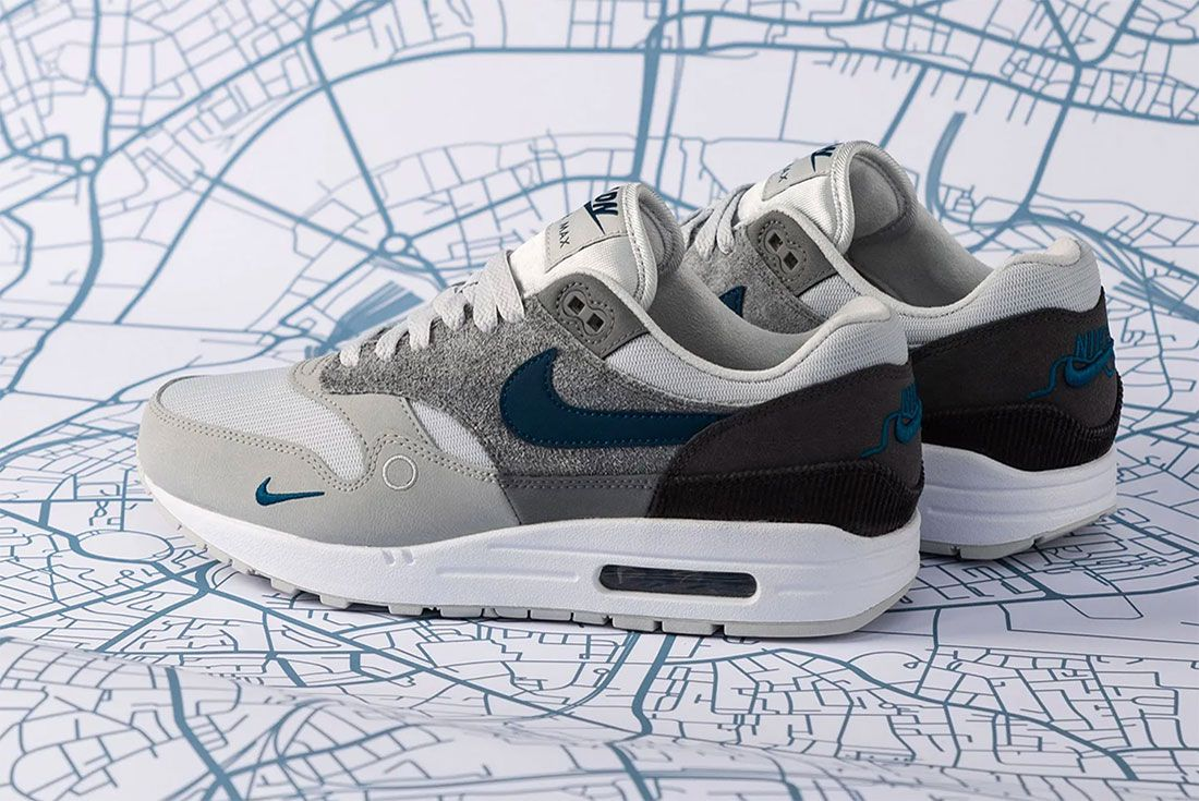 Where to Buy the 'London' and 'Amsterdam' Nike Air Max 1s ...