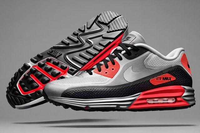 Nike Air Max Lunar90 Mens Pair