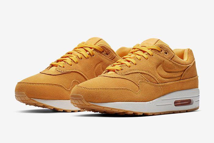 Nike Air Max 1 Premium 454746 702 Release Date 4 Side Pair