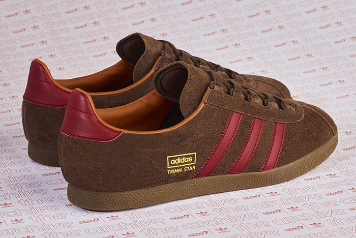 Adidas Trimm Star Brown 1