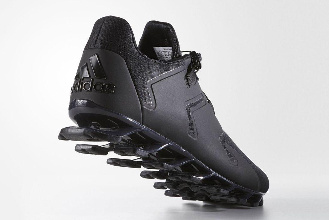 Adidas Springblade Triple Black2