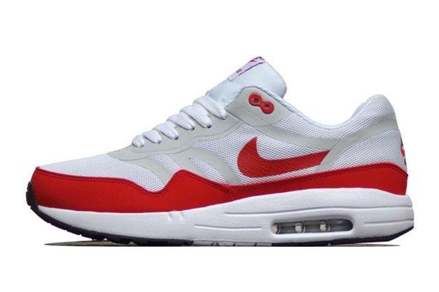 Nike Air Max 1 Premium Tape Qs Og Red