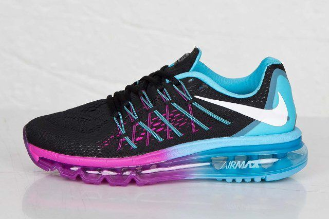 Nike Air Max 2015 Wmns Clearwater Fuschia Flash 4