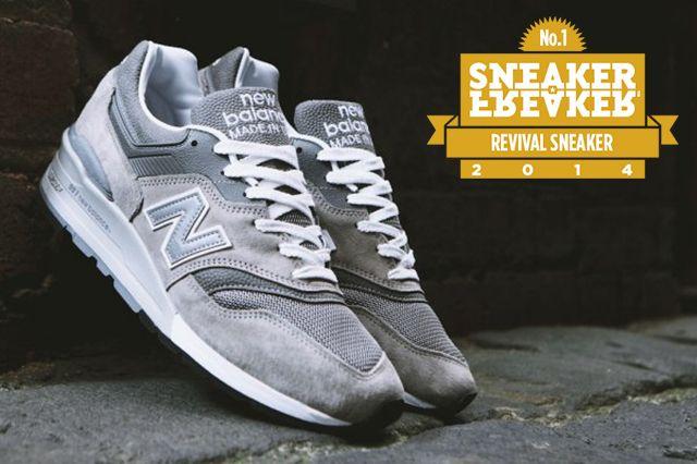New Balance 997 Best Revial 2014