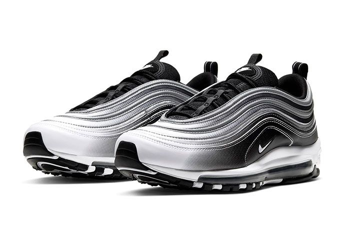 Nike Air Max 97 Faded Black Reflective Silver White 921826 016 Release Information4