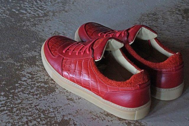 Jbf Customs Alligator Crimson Primo Low 3