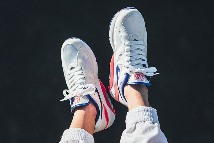 Nikeair Max 180 2018 Ultramarine On Foot Small