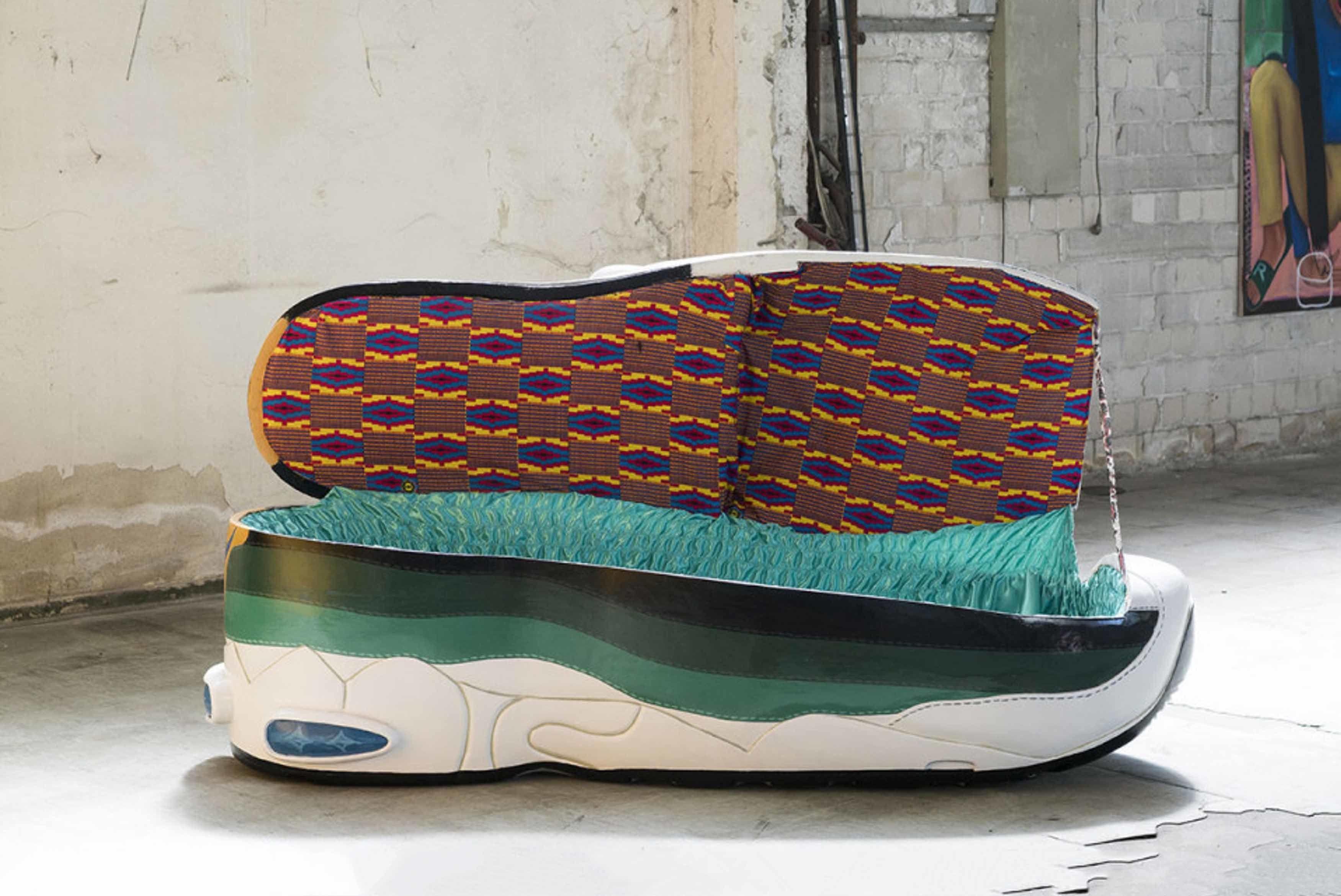 Giant Air Max 95 Coffin Paa Joe 3 Sneaker Freaker