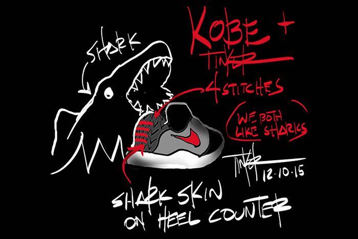 Nike Kobe 11 Muse Pack Tinker Hatfield3
