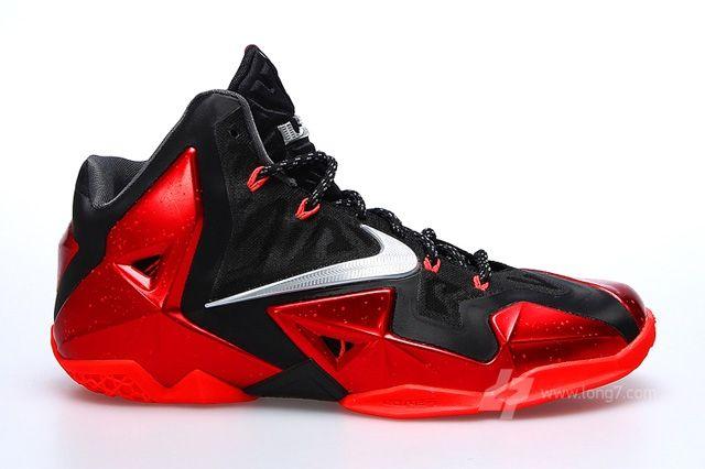 Nike Lebron 11 Miami Heat Away Update 11