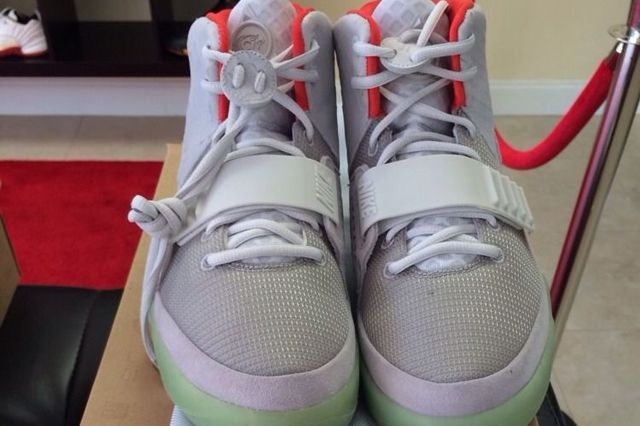 Nike Air Yeezy Full Collection Auction 9