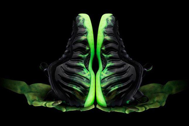 Nike Paranorman Foamposite 1