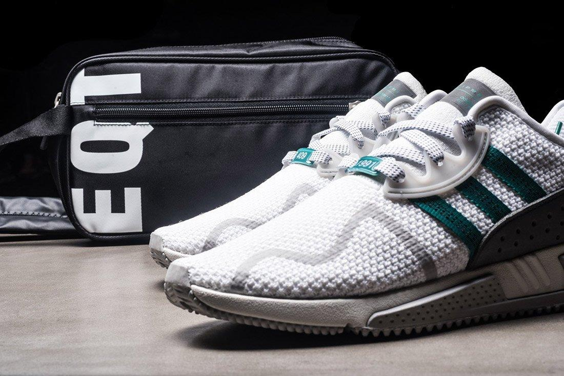adidas EQT Cushion ADV (Sub Green) - Sneaker Freaker