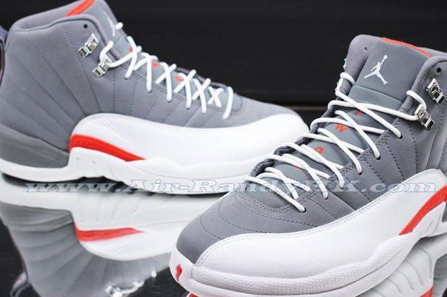 Air Jordan 12 Cool Grey 03 1