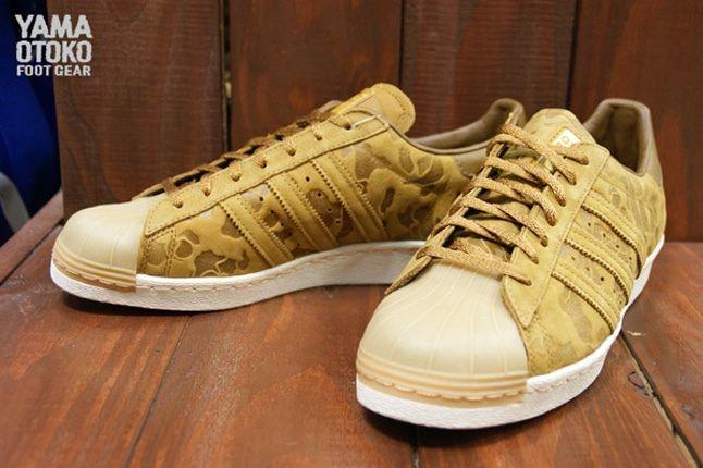 Adidas Superstar 80 S Camo Pack 3