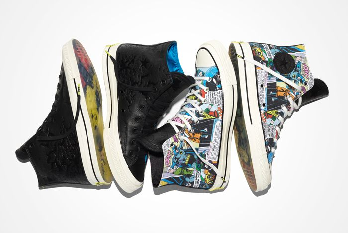 Converse Chuck Taylor All Star '70 Dc Comics Batman Collection A